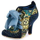 Irregular Choice Abigails Third Party Womens Navy Heels New Shoes All Sizes