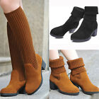 Autumn winter womens velvet leather high-heeled boots thin fashion boots XP0035
