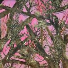 Discount Fabric True Timber 4 way Stretch Brushed MC2 Pink Camouflage 06CA