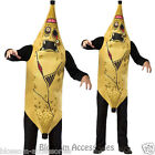 CL60 Zombie Banana Horror Halloween Undead Fancy Party Dress Up Adult Costume