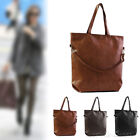 New Women Handbag Faux Leather Ladies Tote Shoulder Cross Body Bag Purse Satchel