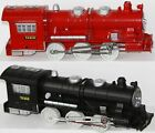 New Classic Locomotive (Friction) Model with Light & Sound Kids Children Toy