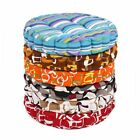Fashion Round Chair Pillow Car Cushion Cover Creative Mat Cute Seat Cushion Pad