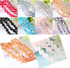 100/500pcs new Glass Spacer bread beads fashion Jewelry Making Crafts 6mm