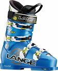 NEW Lange RS 110 Racing Race (97mm toe) Mens 7.5 to 11.5 Ski Boots 2014 Msrp$650