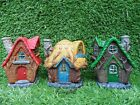 FAIRY HOME / COTTAGE / HOUSE INCENSE BURNER  -  OR GARDEN DECOR?  LISA PARKER