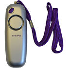 1/2/5/10/20 x Personal Staff Panic Rape Attack Security Alarms 130db With Torch