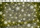 Quilting Treasures ~ Snowflakes Red Green or Blue ~ 100% Cotton Quilt Fabric BTY