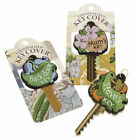 Personalised Key Cover By History & Heraldry Selected Names A to Z