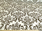 Discount Fabric Premier Prints Traditions Chocolate and Natural 21PR