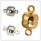 20pc Barrel Magnetic Clasp Accessories for Jewelry Making BA566
