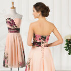 Christmas RETRO Short Homecoming Formal Pageant Gown Prom Party Bridesmaid Dress