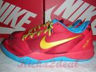 NEW NIKE KOBE 8 SYSTEM YOTH Year of the Horse MENS 11 Crimson Citron 639654 674
