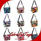NWT VERA BRADLEY STAY COOLER INSULATED LUNCH FOOD BAG TOTE FLORAL MULTI COLORS