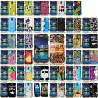 For Samsung Galaxy S4 ACTIVE i537 i9295 Rubberized Design Cover Case