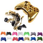 Replacement Case Shell & Buttons Screw Kit for Xbox 360 Wireless Game Controller