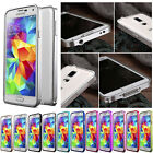 Slim Thin Aluminium Metal Frame Bumper Case Cover For Samsung Galaxy Note Models