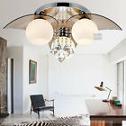 Modern Crystal Glass Ceiling Lights chandeliers Pendant lights Study lights 1286