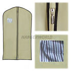 "PREMIUM BREATHABLE SUIT COVERS 41"" (104cm) GARMENT COAT CLOTHES BAG HANGERS"