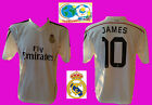 FAN-OUT-FIT-REAL MADRID 2014-16-JAMES RODRIGUEZ-WEIS-GR.L UND XL-NEU!