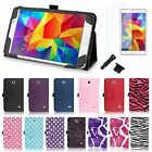 "PU Leather Stand Case Cover for Samsung Galaxy Tab 4 7.0 7"" inch T230 SM-T230NU"