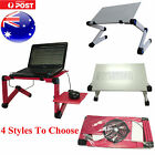 AU SHIP Portable 360°Flexible Foldable Laptop Stand Desk Table Tray On Sofa/ Bed