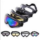 New  Dustproof Lens Frame Goggles Sunglasses For Motorcycle Ski Snowboard