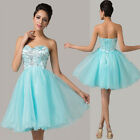 Sexy Girls Short Homecoming Graduation Evening Party Prom Gowns Bridesmaid Dress