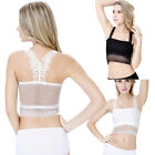 Sexy Women Strap Bandage Wrapped Chest Crop Tops Tank Crop Top Blouse Stylish