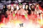 New WWE Wrestlers Collage 2014 Poster
