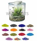 HAGEN MARINA FISH TANK AQUARIUM GRAVEL 2KG DECORATION DECOR PEBBLES 13 COLOURS