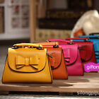 European Fashion Women Handbag retro bowknot shoulder bag/handbag 622