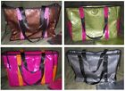 "NEW 17"" GLIMMER Briefcase Carry Luggage Portfolio Case Purse Book Bag RETAIL $75"