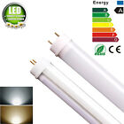 25 PCS 18W T8 LED Tube White/Warm Light 120CM 1600LM SMD AC85-250V Shipped Fr US