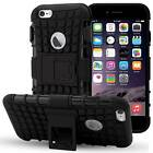 iPhone 6 Case 4.7 Grip Armor Kickstand TPU Hybrid Phone Cover Belt Clip Holster