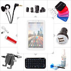 Range of Accessories for Archos 70 Helium inc. Cases, Chargers & Cleaning Kit