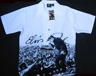 NEW Elvis Presley 50's Concert Club Shirt, Dragonfly