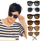 Mens Women's Round Glasses Sunglasses Unisex Vintage Retro Eyewear Sunglasses