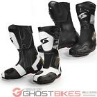 Spyke Rocker Motorcycle Boots Sports Bike Race Track Boot All Sizes GhostBikes