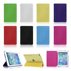 Leather Smart Case Hard Clear Back Cover Stand fr iPad Mini 2 Retina iPad Mini 3