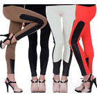 Spring Women Lady Slim Skinny Tight Leggings Stretch Pant Pencil Trouser 4 Color