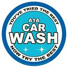 Breaking Bad A1A Car Wash Sticker - NEW & OFFICIAL