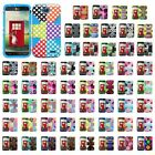 Hybrid Rugged Dynamic Silicone Hard Case Cover For LG Optimus L90 D415