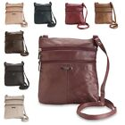 Ladies Genuine Leather Small / Medium Cross Body / Shoulder Bag