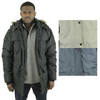 Canadian Outdoors Men's Expedition Parka Jacket Coat Faux Down