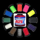 BCY BOW STRING MATERIAL 8125-G 1/8 LB SOLID COLORS