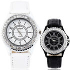 Hot GENEVA CRYSTAL DIAL LADY GIRL WOMEN WRIST WATCH BRACELET QUARTZ Times
