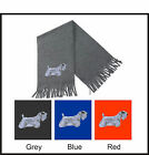 Sealyham Terrier Scarf Perfect Gift Embroidered by Dogmania