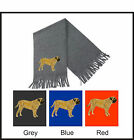 Mastiff Scarf Embroidered by Dogmania