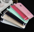 """Glitter TPU Super Soft Shell Cases Covers For iPhone6 4.7"""" Plus 5.5"""""""